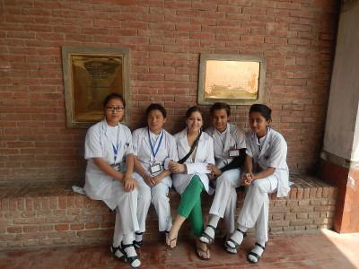 Physiotherapy placement Nepal
