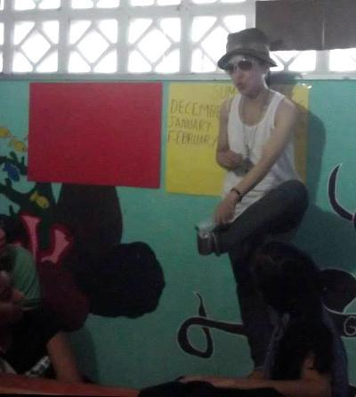 Teaching placement Ecuador