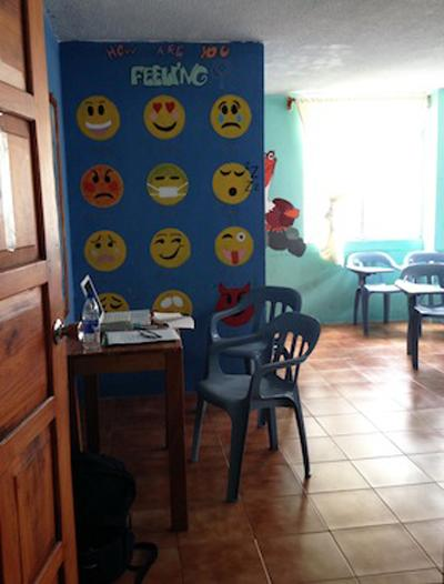 Teaching project Ecuador