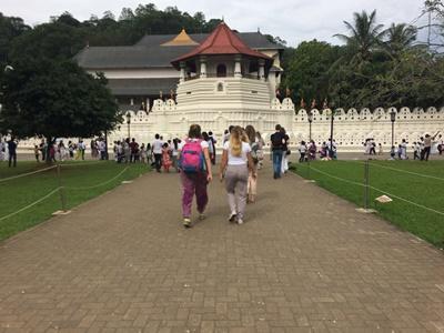 Weekend in Sri Lanka