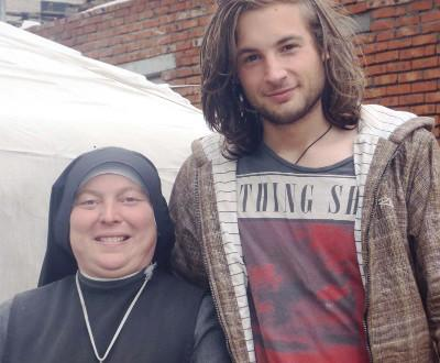 Sister Marie Francoise and I