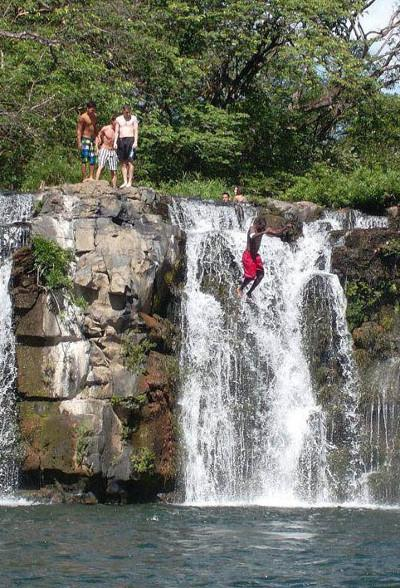 Volunteer weekend in Costa Rica