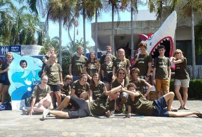 Visiting Phuket Biological Centre