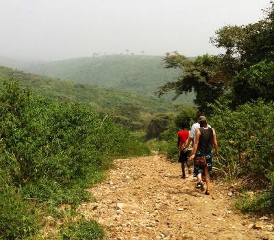 Living in Ghana