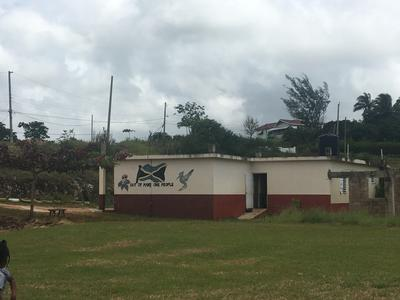 A local school in Jamaica