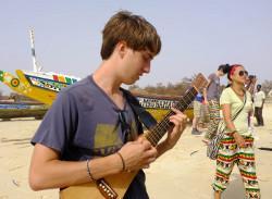 Voluntary community project Senegal