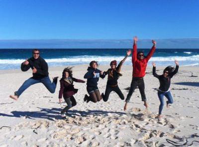 Enjoying South Africa