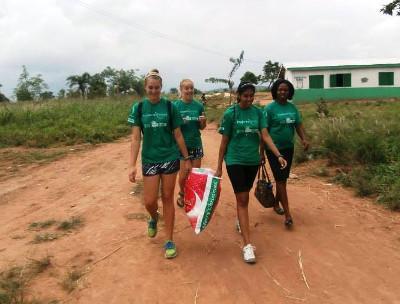 The outreach programme