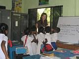 Teaching at my school