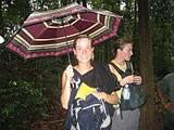 Useful umbrella