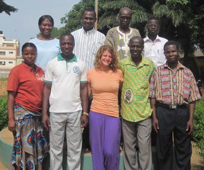 With teachers