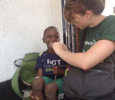 Medical outreach Tanzania