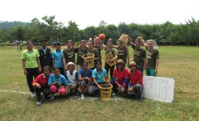 Volunteer conservation project Thailand