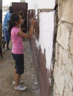 Volunteer community project Senegal