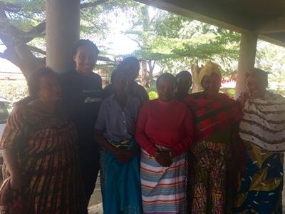 Volunteer in Tansania