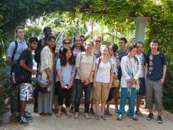 Group volunteering Morocco