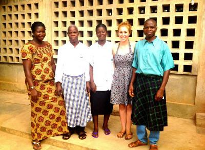Volunteer medical project