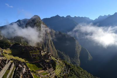 Weekend trips in Peru