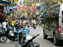Volunteer in Vietnam