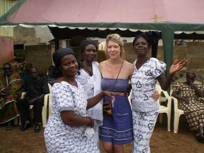 Party in Aburi