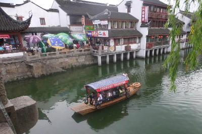China volunteering