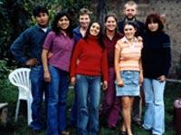 Projects Abroad staff in Urubamba