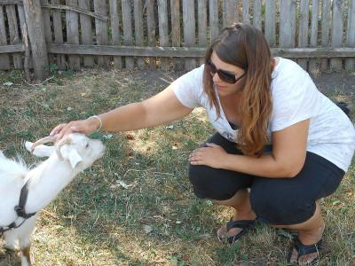 Volunteering in Romania