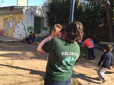 Care project in Argentina