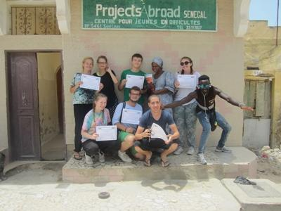Care and Community in Senegal