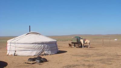 Mongolian ger