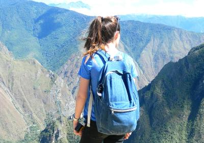 Sightseeing in Peru