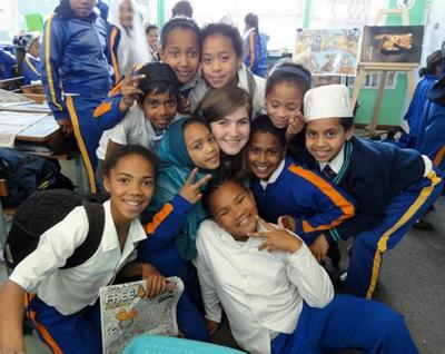 Volunteer in South Africa