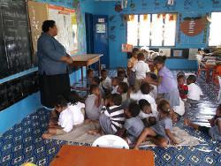 Care project Fiji