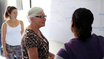 Volunteer project in Mexico