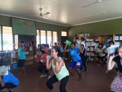Exercise initiatives