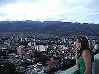 View over Cochabamba