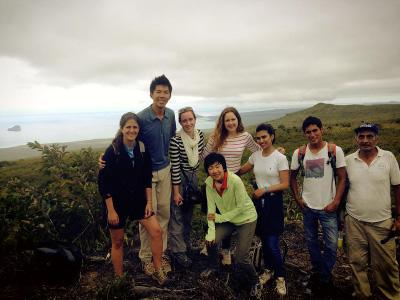Volunteering Ecuador