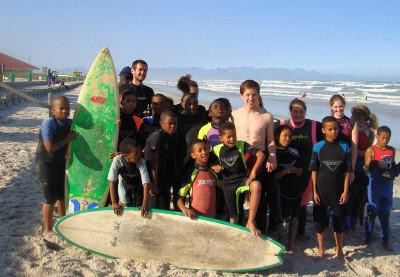 Surf programme