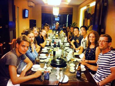 Cambodia volunteer community