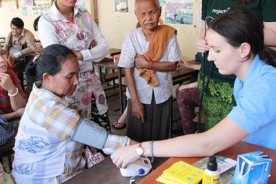 Public Health in Cambodia