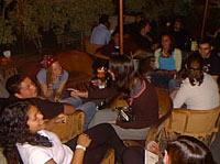 Drinks at Fenix bar