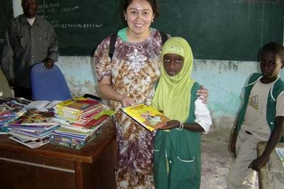 With local child