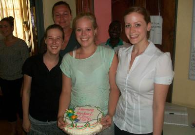 Birthday in Ghana