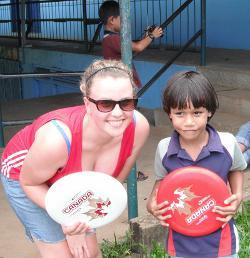 Sports lessons Fiji