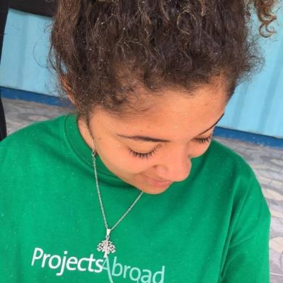 Projects Abroad volunteer in Jamaica