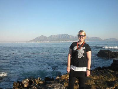 View to Cape Town