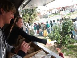 Khayelitsha food scheme