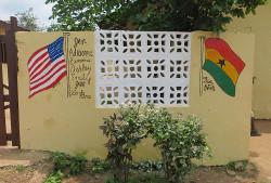 Volunteer community placement Ghana