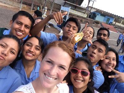 Teaching Project in Ecuador