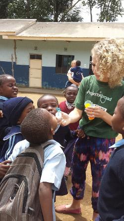 Care project Tanzania
